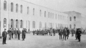 Manicomio di San Servolo (Archivio Irsesc)
