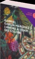 """L'amore ai tempi dei diari"" di Gabriel Garcia Marquez, Mondadori"