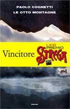 """""""Le otto montagne"""" di Paolo Cognetti, Einaudi."""