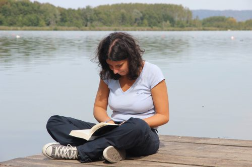 Elisa Ponassi blogger di La lettrice rampante