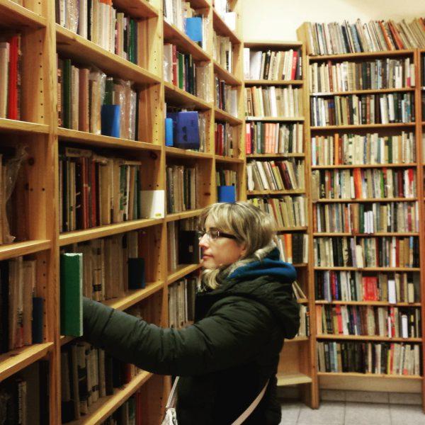 Claudia Pezzetti blogger di Il giro del mondo attraverso i libri