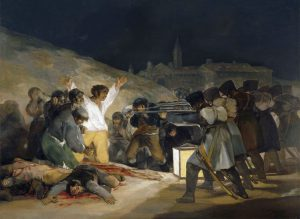 3-maggio-1808-3-mayo-quadro-Goya