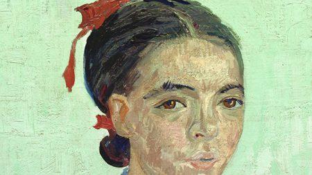 La Mousmé seduta, Vincent Van Gogh, 1888, National Gallery Washington.