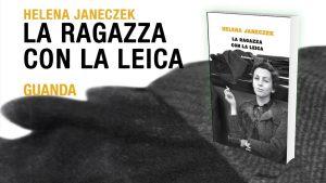 Clicca sulla foto per accedere al Chiacchierando con Helena Janeczek