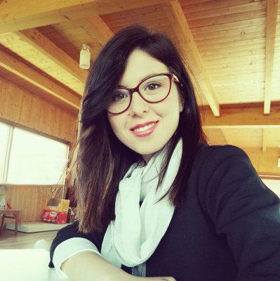 """Federica Tancetti blogger di """"Didattica e sorrisi"""""""