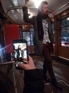 Missiroli in tram