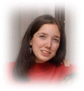 """Margherita, blogger insieme alla sua mamma Elisa, di """"Studiamando liberamente"""""""