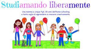 """Clicca sul logo per accedere al sito del blog """"Studiamando liberamente"""""""