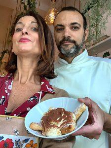 Nel video di Isabella e Agostino di Burro Salato la ricetta del Tiramisù.