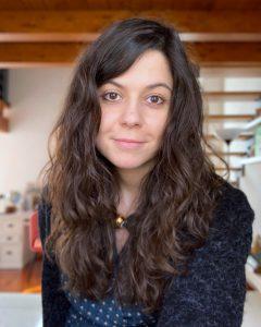 Veronica Giuffrè, blogger di Il cassetto dei calzini spaiati