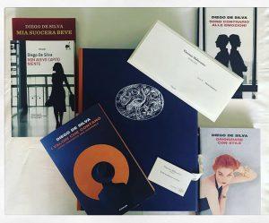Foto di Francesca Ottobre, blogger di Gli Amabili Libri, su cui trovate un'interessante lettura del romanzo di De Silva. Clicca sulla foto per accedere.